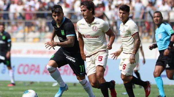 Universitario vs. Alianza Lima