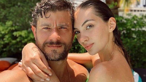 Yaco Eskenazi y Natalie Vértiz