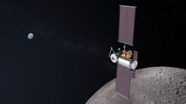 La ESA plantea usar Gateway para la defensa de la Tierra.