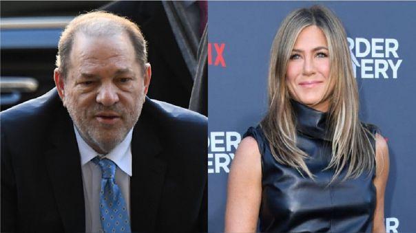 Harvey Weinstein /Jennifer Aniston