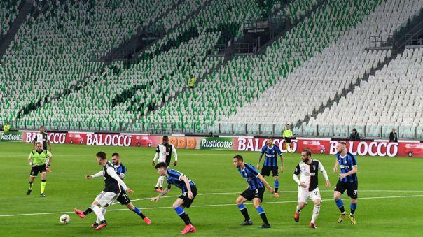 La Serie A de Italia decidió detener oficialmente la liga hasta el mes de abril