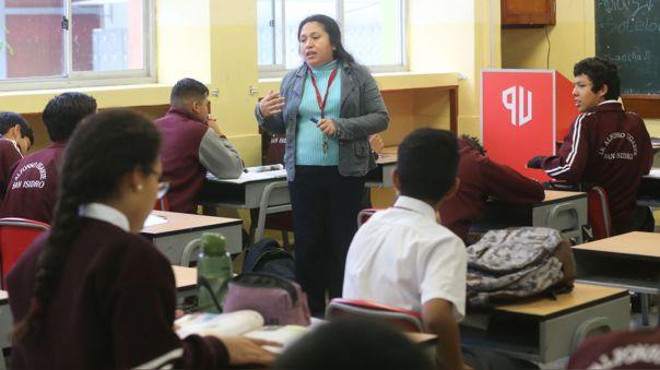 El Gobierno suspendió las clases escolares en colegios públicos y privados.