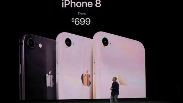 Se espera que el iPhone 9 tenga un diseño muy parecido al del iPhone 8, pero con componentes internos de los iPhone actuales.