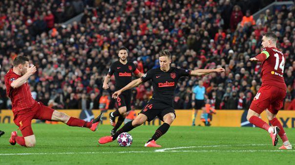 Atlético de Madrid vs. Liverpool