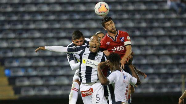 Alianza Lima y Binacional siguen participando en la Copa Libertadores, torneo bajo potestad de Conmebol