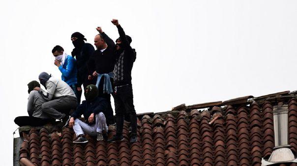 Prisión en Italia