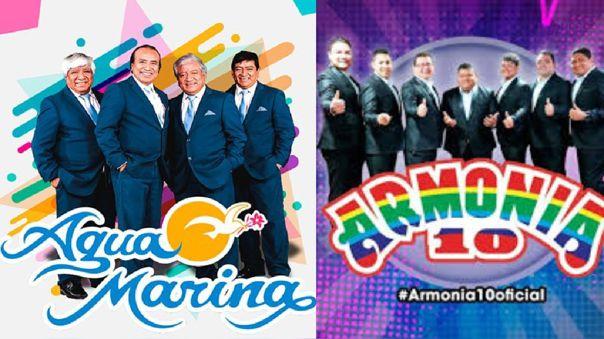 Agua Marina y Armonía 10