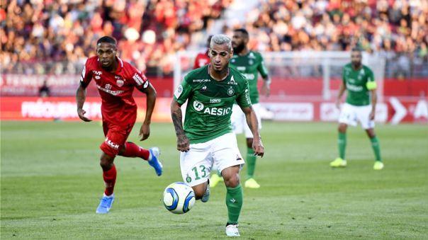 Miguel Trauco llegó al Saint Etienne de Francia luego de su paso por Flamengo