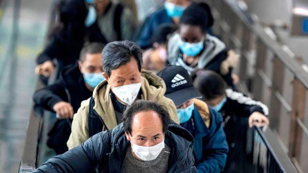 CHINA EPIDEMIC COVID 19