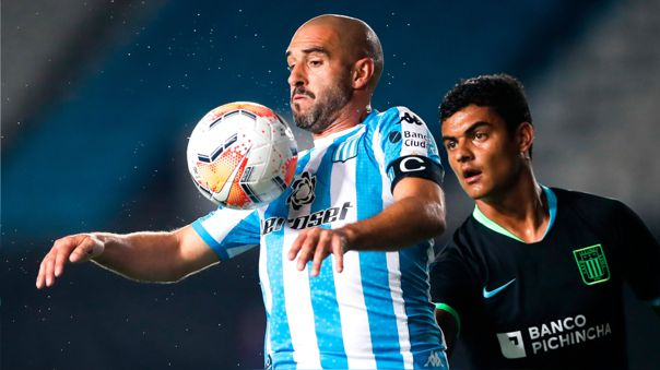Alianza Lima vs. Racing
