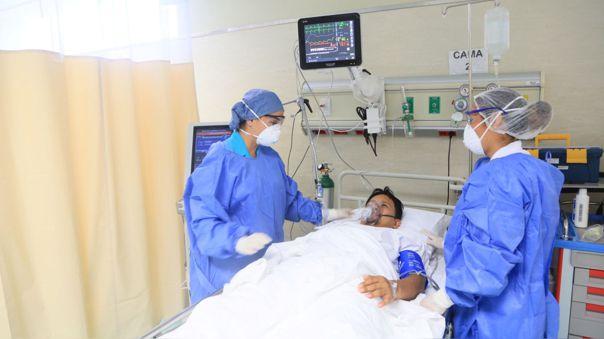 El padre Luis Núñez del Prado se encuentra internado en la Unidad de Cuidados Intensivos del hospital Edgardo Rebagliati Martins. (Imagen referencial)