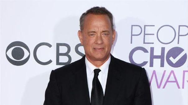 Tom Hanks se contagio de coronavirus.
