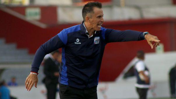 Pablo Peirano volvió a asumir la dirección técnica de Carlos A. Mannucci.