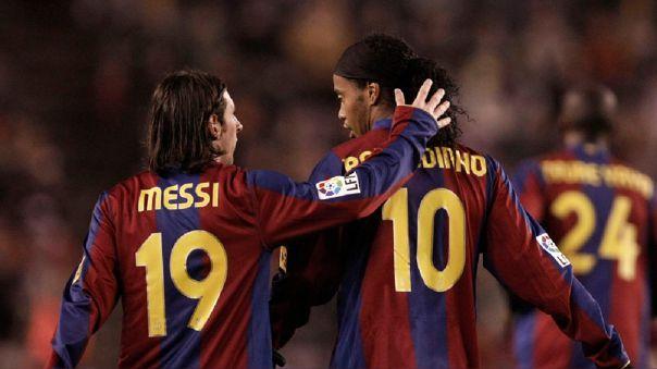 La amistad más hermosa en el fútbol: el plan de Messi para sacar a Ronaldinho de la cárcel