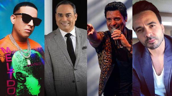 Daddy Yankee, Luis Fonsi, Chayanne y Gilberto Santa Rosa cancelan sus shows.