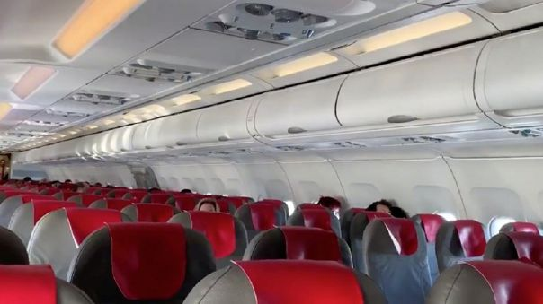 Viajes sin pasajeros