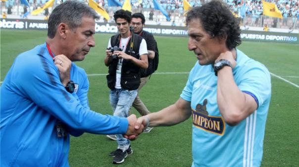 Mario Salas llegó a un acuerdo con Alianza Lima para ser su nuevo entrenador