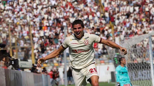 Universitario de Deportes venció a Alianza Lima en el clásico del fútbol peruano