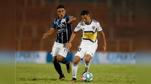 Boca Juniors vs. Godoy Cruz