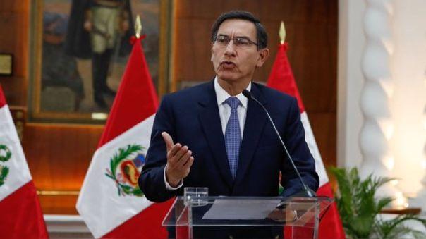 El jefe de Estado anunció nuevas medidas frente al coronavirus.