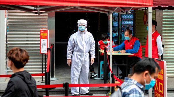China fue contagiada del COVID-19