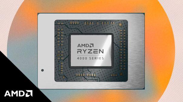 La línea Ryzen Mobile 4000 nos da estas novedades.