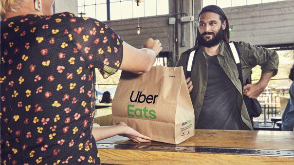 Las apps de delivery vienen implementando condiciones para el cuidado de los usuarios y los colaboradores