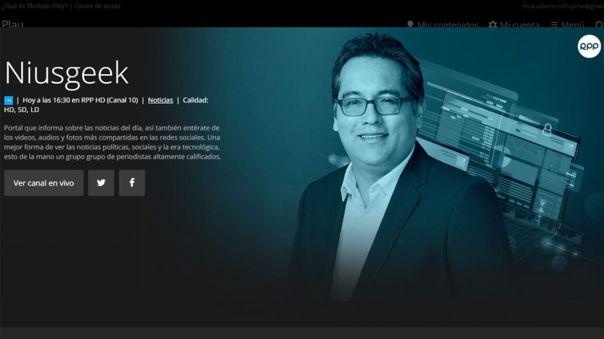 Podrás seguir la programación de RPP TV sin importar con qué servicio de Movistar tengas.