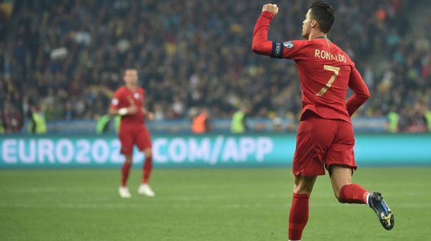 Portugal, con Cristiano Ronaldo de capitán, ganó la última edición de la Euro