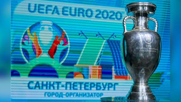 La Euro 2020 estaba programada para el periodo entre el 12 de junio y el 12 de julio