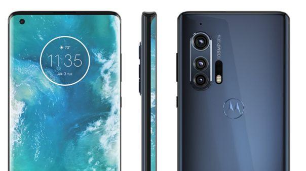 Nuevas imágenes nos muestran el posible diseño final del Motorola Edge +