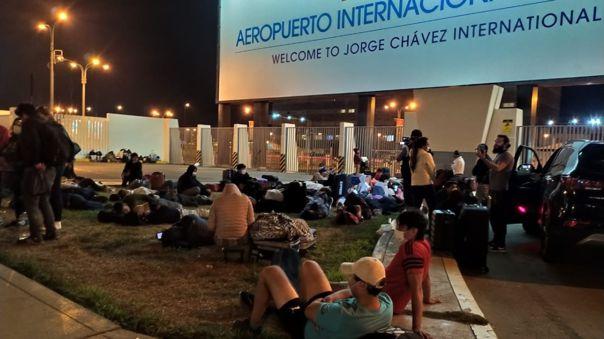 La mayoría de estos pasajeros tienen como destino la ciudad de Arequipa.