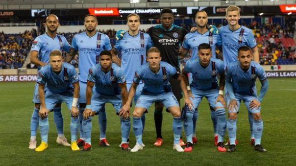 New York City FC de Alexander Callens