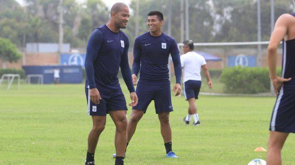 Alberto Rodríguez llegó a Alianza Lima para la temporada 2020
