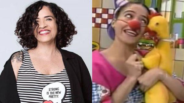 Wendy Ramos recuerda al pollo con el que hablaba en