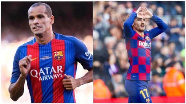 Rivaldo se refirió al rendimiento de Antoine Griezmann en Barcelona