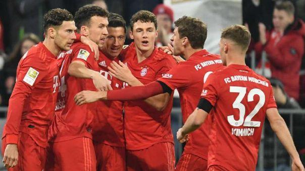 ¿En qué consiste el ciberentrenamiento del Bayern Munich?