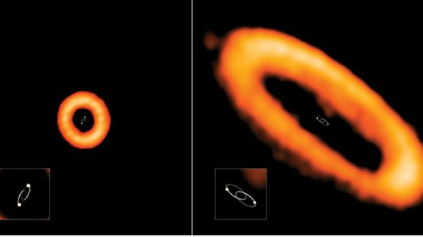 Discos planetarios en estrellas binarias
