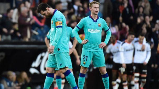 Barcelona quiere acordar con sus jugadores una reducción de sueldo