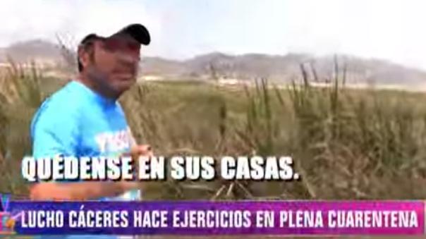 Lucho Cáceres