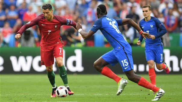 Portugal se consagró campeón de la Eurocopa 2016 al vencer por 1-0 a Francia