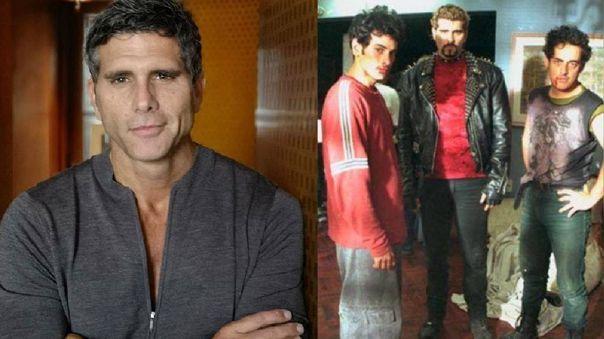 Christian Meier insta a cumplir cuarenta con escena de la película