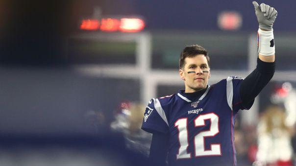 Tom Brady dejó las filas de New England Patriots tras 20 años