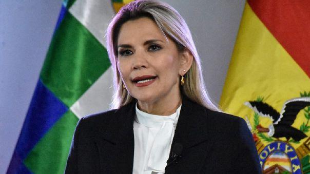 Bolivia, Jeanine Añez