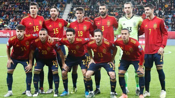 La Selección de España está clasificada a los Juegos Olímpicos Tokio 2020