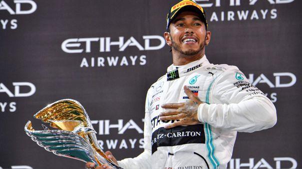 En la temporada 2019, Lewis Hamilton logró su sexto título de la Fórmula 1