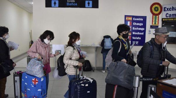El Gobierno Chileno dijo que aún falta traer ciudadanos chilenos de Cusco y de Lima. (Imagen referencial)
