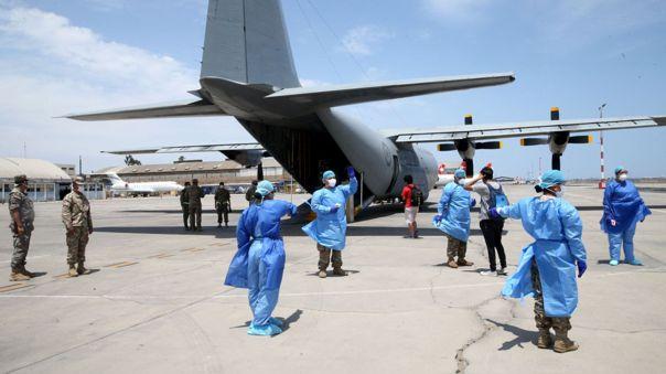 Vuelos seguirán repatriando a peruanos que quedaron varados en el extranjero sen caso excepcionales.