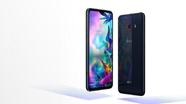 El LG G8 tuvo diversas variables en 2019.