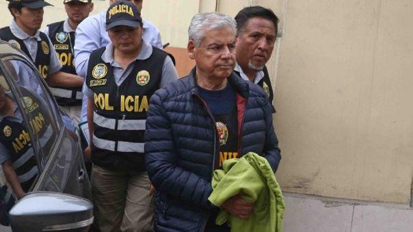 César Villanueva cumple prisión preventiva en el penal Miguel Castro Castro desde mediados de diciembre del 2019.